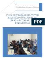 Plan de Trabajo Tutor 2017