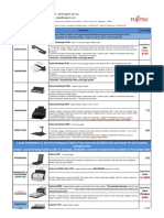 Fujitsu Scanner Tel