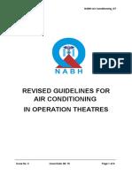 RevisedGuidelines AirConditioning OT