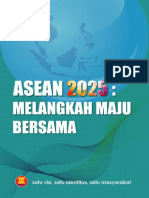 Asean 2025 Melangkah Maju Bersama