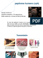 VPH Virus de Papiloma Humano