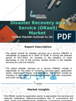 Disaster Recovery as a Service Market
