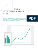 DeviceAtlas Mobile Web Intelligence Report Q4 2016