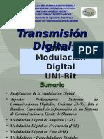 Modulación Digital Uni Bit