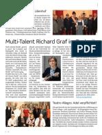 Richard Graf – der Komponist und Gitarrist im Portrait