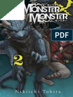 Previa MonsterXMonster 2
