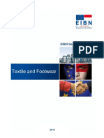 EIBN Sector Reports - Textile and Footwear
