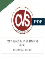 CCM Mechanical-Design Presentation