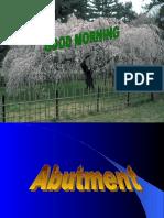 129720700-Abutment-PPT
