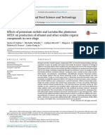 Effects of Potassium Sorbate and Lactobacillus Plantarum MTD1 on Production of Ethanol and Other Volatile Organic Compounds in Corn Silage