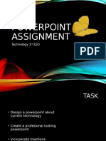 PowerPoint Guidelines 3ESO