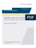 EZ Studie Benefits and Costs of DCFTA 2017 ENG