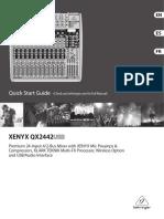 Behringer Qx2442usb Eng Manual