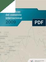 OMC Estadísticas del comercio internacional 09 (its2009_s)