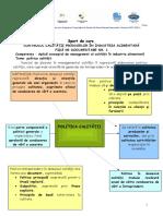 Sport de curs Controlul calităţii în industria alimentară.docx