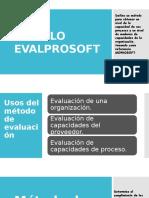 Modelo Evalprosoft