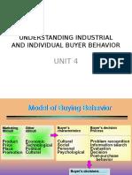 Buying Behaviour