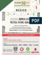 CLACSO 50 años. Coloquio América Latina
