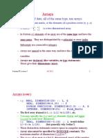 Fortan Arrays.pdf