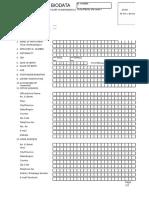 04 Form of Biodata