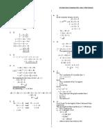 Core Mock Paper 2 2014_Full Sols