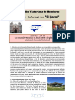 JACAL - Comunidad Viatoriana de Jutiapa (Honduras) - Nº 22 - Marzo 2017