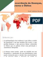 Medidas de Ocorrência de Doenças%2c Agravos e