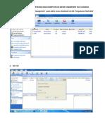 Cara Ekspor Data Karyawan Ke Mesin Absensi Fingerprint X100-C via Flashdisk