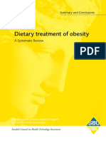 Dietary Treatment Obesity