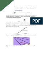 Curva Polar y Ecuaciones