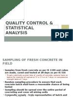 Sampling and Statistics