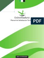 Manual Senalizacion Turistica Extremadura
