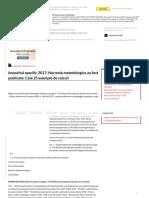 Impozitul Specific 2017_ Normele Metodologice Au Fost Publicate