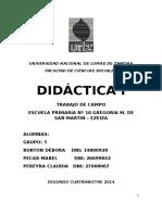 Didactica 1 Final