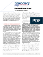 Democracy NC Report