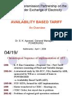 Improving Grid Discipline through ABT.pps
