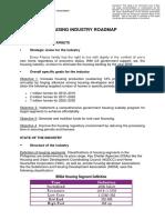 Housing Industry Roadmap
