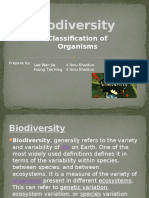 Biodiversity Classification of Organisms.pptx