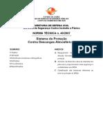 NTGO 0040 Sistema de Proteção Contra Descargas Atimosféricas.pdf