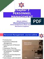 2 Personnel Management