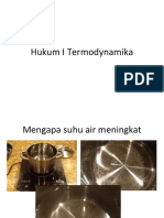 04 Hukum I Termodynamics