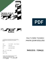 [ekitap Turkce] - Pratik Çeviri Sözlüğü.pdf