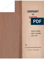 Christianity and Marxism