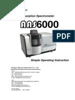 AAS6000 Manual Simplified Version 20120530