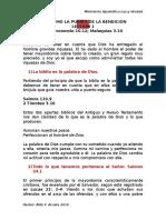 El Diezmo Biblico Aldo F Acosta 2016