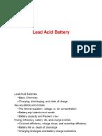 Lead Acid Battery Handout