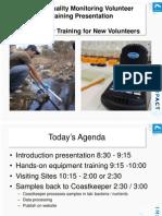 SDCK Volunteer Training
