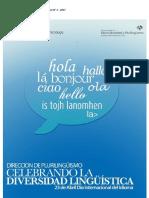 diversidad lingüistica 1