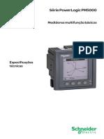 PM5000 - Datasheet técnico