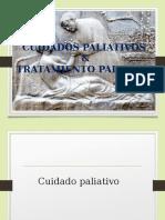 CUIDADOS-PALIATIVOS vs Tratamiento Paliativo